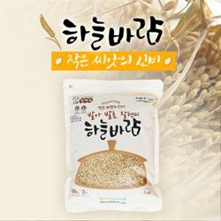 발아발효 찰현미 1kg/3kg(2018년산)